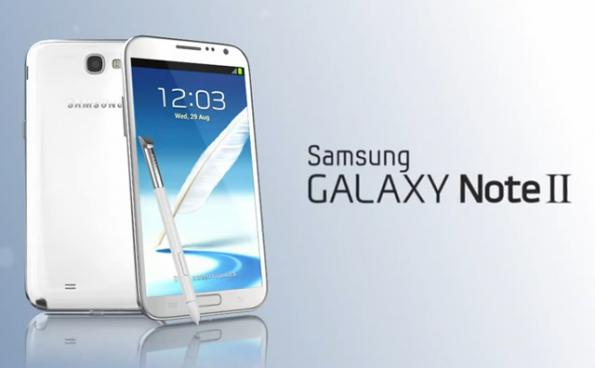 8270f686bfa89 Samsung Galaxy Note 2  nuevas características visuales