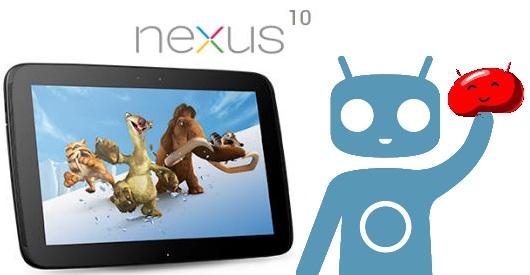 CyanogenMod-10-Nexus-10 (1)