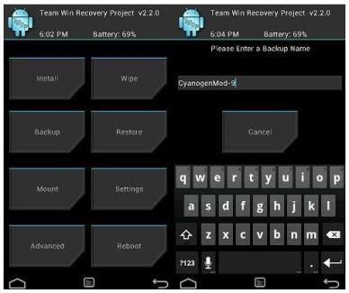 [NOTICIA] EL Recovery TWRP se actualiza a la versión 2.4.3.0.